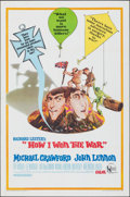 """Movie Posters:Comedy, How I Won the War (United Artists, 1968). Folded, Very Fine. One Sheet (27"""" X 41""""). Comedy.. ..."""