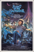 """Movie Posters:Adventure, Flight of the Navigator & Other Lot (Buena Vista, 1986). Folded, Fine/Very Fine. One Sheets (4) (25.25"""" X 36.5"""" - 27"""" X 41"""")... (Total: 4 Items)"""