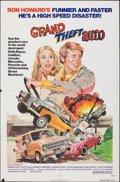 Movie Posters:Comedy, Grand Theft Auto & Other Lot (New World, 1977). Folded, Ov...