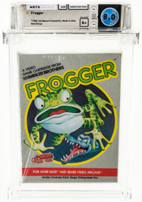 Frogger - Wata 8.0 A+ Sealed, 2600 Parker Brothers 1982 USA