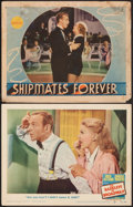 """Movie Posters:Musical, The Barkleys of Broadway & Other Lot (MGM, 1949). Overall: Fine/Very Fine. Lobby Cards (2) (11"""" X 14""""). Musical.. ... (Total: 2 Items)"""