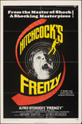 Movie Posters:Hitchcock, Frenzy & Other Lot (Universal, 1972). Folded, Fine/Very Fi...