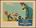 """Movie Posters:Animation, Song of the South (Buena Vista, R-1956). Fine. Lobby Card (11"""" X 14""""). Animation.. ..."""