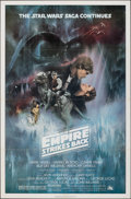"""Movie Posters:Science Fiction, The Empire Strikes Back (20th Century Fox, 1980). Folded, Very Fine/Near Mint. One Sheet (27"""" X 41"""") NSS Style A, Roger Kast..."""