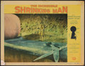 Movie Posters:Science Fiction, The Incredible Shrinking Man (Universal International, 195...