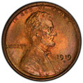 1919-D 1C MS65 Red and Brown PCGS. CAC. PCGS Population: (49/5). NGC Census: (36/5). CDN: $775 Whsle. Bid for NGC/PCGS M...