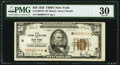 Low Serial Number 6114 Fr. 1880-B* $50 1929 Federal Reserve Bank Note. PMG Very Fine 30