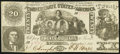 """Confederate Notes:1861 Issues, T20 $20 1861 PF-13 Cr. UNL """"Blundered 2"""" Very Fine.. ..."""