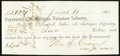 Obsoletes By State:Michigan, 11th Michigan Volunteer Infantry, MI - C.E. Newhall, Sutler Soldier Deduction Certificate $2 June 19, 1865 Choice Crisp Un...