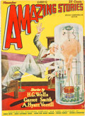 Pulps:Science Fiction, Amazing Stories V2#8 (Ziff-Davis, 1927) Condition: FN/VF....