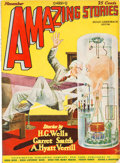 Pulps:Science Fiction, Amazing Stories V2#8 (Ziff-Davis, 1927) Condition: VF....