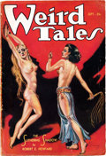 Pulps:Horror, Weird Tales - September 1933 (Popular Fiction) Condition: FN-....