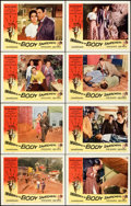 """Movie Posters:Science Fiction, Invasion of the Body Snatchers (Allied Artists, 1956). Near Mint/Mint. Lobby Card Set of 8 (11"""" X 14"""").. ... (Total: 8 Items)"""