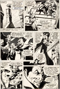 Original Comic Art:Panel Pages, Gene Colan and Tom Palmer Tomb of Dracula #59 Story Page 6 (Marvel, 1977)....