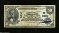 National Bank Notes:Missouri, Saint Louis, MO - $50 1902 Date Back Fr. 669 The ...