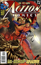 Issue cover for Issue #825