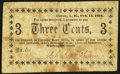 Obsoletes By State:New Hampshire, Dover, NH- Chas. F. Ham 3¢ Feb. 15, 1864 Fine.. ...