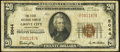 Grove City, PA - $20 1929 Ty. 1 The First National Bank Ch. # 5044 Very Good-Fine