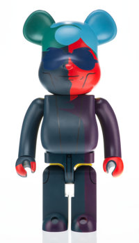 BE@RBRICK X The Andy Warhol Foundation for the Visual Arts Andy Warhol 1000% (Silkscreen Version), 2015