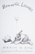 Prints & Multiples, KAWS X Contemporary Arts Center Beautiful Lo...