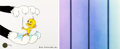 """Animation Art:Limited Edition Cel, """"Tweety"""" Limited Edition Cel Artist's Proof AP #26/40 (Warner Brothers, 2001)...."""