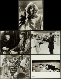 """Ice Station Zebra & Other Lot (MGM, 1969). Overall: Very Fine-. Photos (5) (8""""X 10""""), Programs (6) (Multip..."""