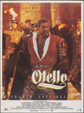 """Movie Posters:Musical, Otello (Cannon France, 1986). Folded, Overall: Fine/Very Fine. French Grande (47"""" X 63""""). & Italian Locandinas (2) (13"""" X 27... (Total: 3 Items)"""