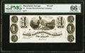 Obsoletes By State:Maryland, Savage, MD- Savage Manufacturing Company $1 18__ UNL Shank 122.1.5 P Proof PMG Gem Uncirculated 66 EPQ.. ...