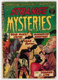 Golden Age (1938-1955):Horror, Strange Mysteries #6 (Superior Comics, 1952) Condition: GD....