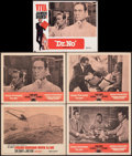 """Movie Posters:James Bond, From Russia with Love & Other Lot (United Artists, 1964). Fine/Very Fine. Lobby Cards (5) (11"""" X 14""""). James Bond.. ... (Total: 5 Items)"""