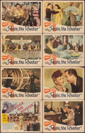 """Movie Posters:Musical, Rosie the Riveter (Republic, 1944). Fine+. Lobby Card Set of 8 (11"""" X 14""""). Musical.. ... (Total: 8 Items)"""