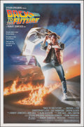 """Movie Posters:Science Fiction, Back to the Future (Universal, 1985). Rolled, Very Fine/Near Mint. One Sheet (27"""" X 41"""") SS. Drew Struzan Artwork. Science F..."""