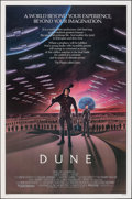 """Movie Posters:Science Fiction, Dune (Universal, 1984). Rolled, Very Fine/Near Mint. One Sheet (27"""" X 41""""). Science Fiction.. ..."""
