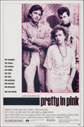 """Movie Posters:Comedy, Pretty in Pink (Paramount, 1986). Rolled, Very Fine+. One Sheet (27"""" X 41"""") SS. Comedy.. ..."""