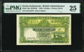 World Currency, Straits Settlements Government of the Straits Settlements 5 Dollars 1.1.1930 Pick 10b KNB18d PMG Very Fine 25.. ...