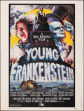 """Movie Posters:Comedy, Young Frankenstein (20th Century Fox, 1974). Rolled, Very Fine+. Poster (30"""" X 40""""). John Alvin Artwork. Comedy.. ...."""