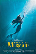 "Movie Posters:Animation, The Little Mermaid (Buena Vista, R-1997). Rolled, Very Fine. One Sheet (27"" X 40"") DS Advance. John Alvin Artwork. An..."