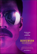 """Movie Posters:Rock and Roll, Bohemian Rhapsody (20th Century Fox, 2018). Rolled, Very Fine+. One Sheet (27"""" X 40"""") DS Advance, Style B. Rock and R..."""