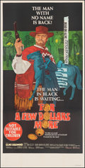 Movie Posters:Western, For a Few Dollars More (United Artists, 1967). Very Fine o...