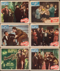 """Movie Posters:Comedy, Smuggler's Cove & Other Lot (Monogram, 1948). Fine+. Title Lobby Card & Lobby Cards (12) (11"""" X 14""""). Comedy.. ... (Total: 13 Items)"""