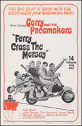 Movie Posters:Rock and Roll, Ferry Cross the Mersey (United Artists, 1965). Fine/Very F...