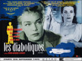 "Movie Posters:Foreign, Les Diaboliques (BFI, R-1995). Rolled, Very Fine. British Quad (30"" X 40"") SS. Foreign.. ..."