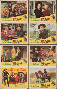 Mark of the Lash & Other Lot (Screen Guild Productions, 1948). Fine+. Lobby Card Sets of 8 (2 Sets including 4 Autog...