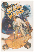 Movie Posters:Science Fiction, Star Wars: The First Ten Years (20th Century Fox, 1987). Rolled, Very Fine/Near Mint. Autographed and Hand-Numbered Limited ...