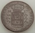 Brazil, Brazil: João Prince Regent Pair of Uncertified Assorted 960 Reis XF,... (Total: 2 coins)