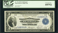 Fr. 721 $1 1918 Federal Reserve Bank Note PCGS Extremely Fine 40PPQ