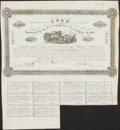 Confederate Notes:Group Lots, Ball 53 Cr. 83 $1,000 1861 Bond Fine.. ...
