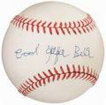 Autographs:Baseballs, Cool Papa Bell Single Signed Baseball. Offered is ...