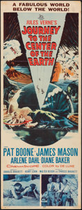 Movie Posters:Science Fiction, Journey to the Center of the Earth (20th Century Fox, 1959...