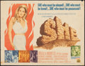 """Movie Posters:Fantasy, She (MGM, 1965). Rolled, Fine. Half Sheet (22"""" X 28""""). Fantasy.. ..."""